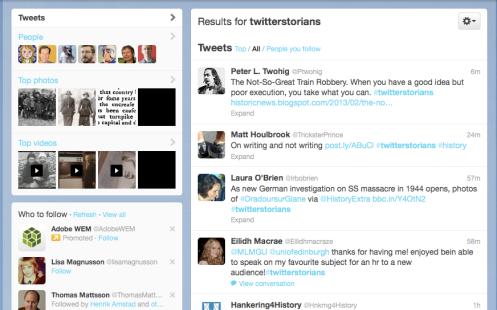 Twitterstorians