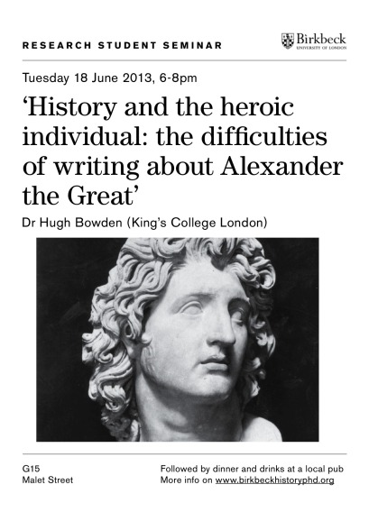 why alexander the great was great essay How great was alexander the great-why/why not lesson: dbq: how great was alexander the great april 7-11, 2014 kathleen.