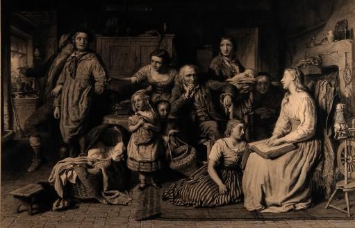 cropped-V0036151_blind-girl-reading-to-her-family