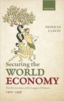 Patricia Clavin History website