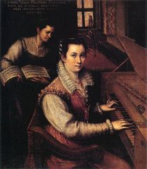 256px-Self-portrait_at_the_Clavichord_with_a_Servant_by_Lavinia_Fontana