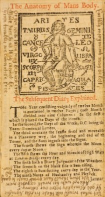 the diary of Joseph Bufton, 1650-1718